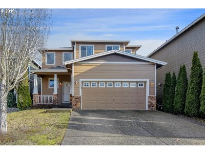 Clark County Single Family Home For Sale: 3609 SE 189th Ave