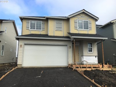 Forest Grove Single Family Home For Sale: 2083 35th Ave #Lot36