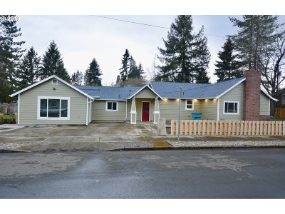 Vancouver Single Family Home For Sale: 2608 Neals Ln