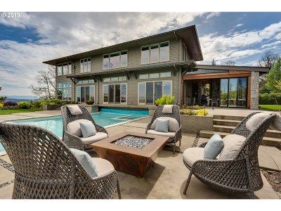 West Linn, Lake Oswego Single Family Home For Sale: 18060 Eastridge Ln
