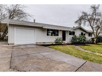 Single Family Home For Sale: 4423 Scottdale St