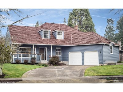 Beaverton Single Family Home For Sale: 13675 SW Weir Rd