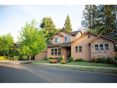 Eugene Single Family Home For Sale: 1484 Barrington Ave