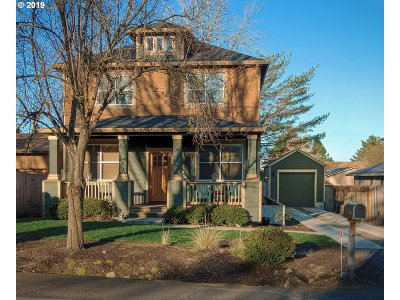 Single Family Home For Sale: 10945 SW 64th Ave
