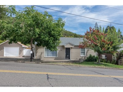 Roseburg Single Family Home For Sale: 1067 NE Lincoln St