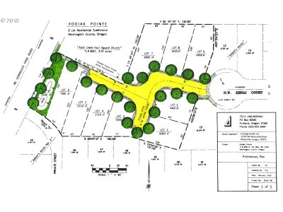Hillsboro Residential Lots & Land For Sale: 5450 NE Cornelius Pass Rd