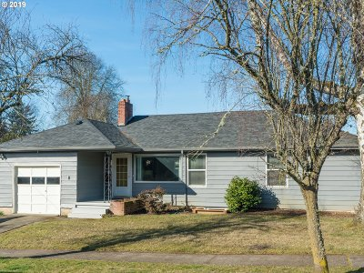 Portland Single Family Home For Sale: 7605 SE 42nd Ave