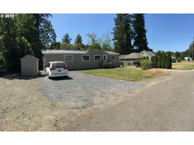 Molalla Single Family Home For Sale: 29815 S Molalla Ave