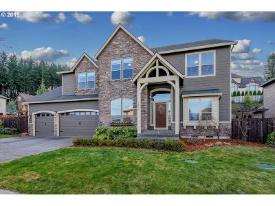 Camas Single Family Home For Sale: 3913 NW Jasmine St