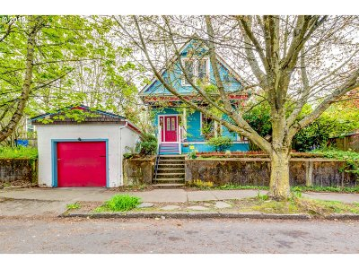 Vancouver Single Family Home For Sale: 811 W 16th St