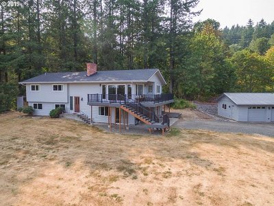 Portland Single Family Home For Sale: 10255 NW Old Cornelius Pass Rd