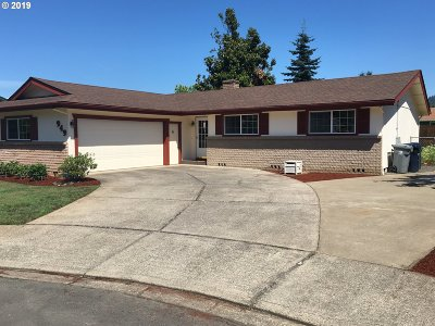 Springfield Single Family Home For Sale: 949 65th St