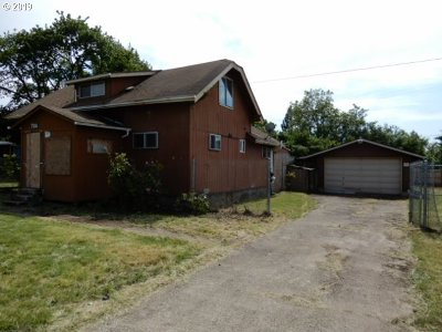 Eugene Single Family Home For Sale: 784 Bethel Dr
