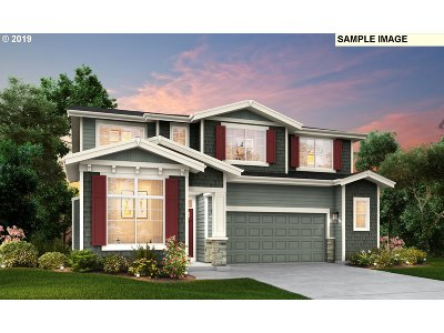Tigard Single Family Home For Sale: 7643 SW Cornutt Ln #Lot36