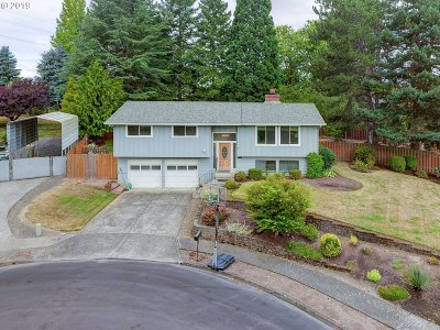 Portland Single Family Home For Sale: 20460 NW Rock Creek Blvd