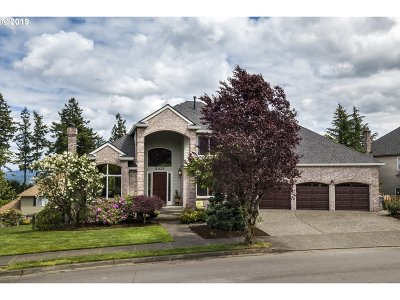 West Linn Single Family Home For Sale: 21470 Rosepark Ct