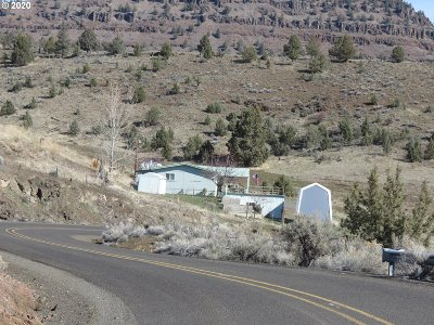 Grant County Single Family Home For Sale: 43257 Top Rd