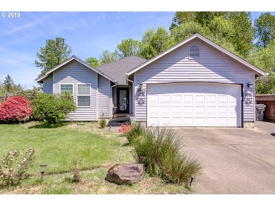 Sweet Home Single Family Home For Sale: 2886 Fir Ct