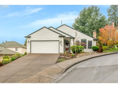 Single Family Home Pending: 16051 SW Refectory Pl
