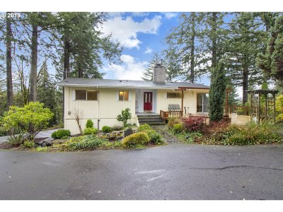 Cowlitz County Single Family Home For Sale: 407 Mount Pleasant Rd