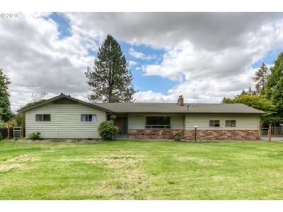Stayton Single Family Home For Sale: 1980 E Santiam St