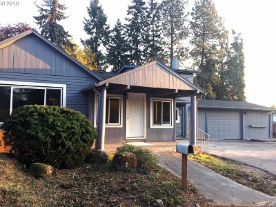 Oregon City Single Family Home For Sale: 420 Warner St