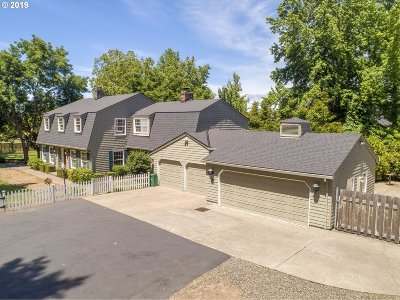 Portland Single Family Home For Sale: 14955 NW West Union Rd