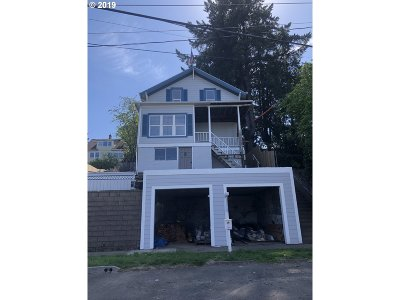 Oregon City Single Family Home For Sale: 616 11th St