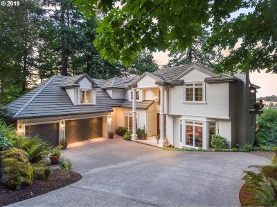 Lake Oswego Single Family Home For Sale: 2311 Palisades Crest Dr