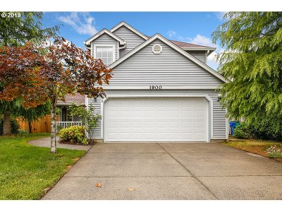 Vancouver Single Family Home For Sale: 1900 SE 158th Ave