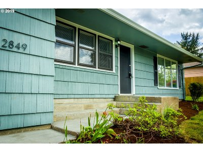 Single Family Home For Sale: 2849 Potter St