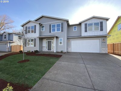 Keizer Single Family Home For Sale: Kensington Ct NE #Lot 9