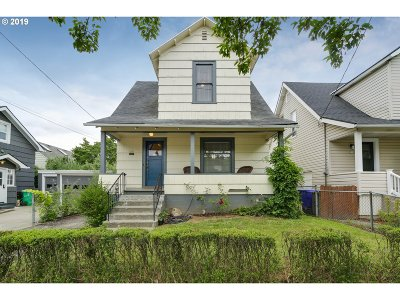 Single Family Home For Sale: 5316 N Concord Ave