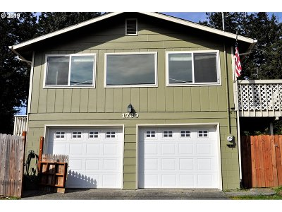 North Bend Single Family Home For Sale: 1730 Ash