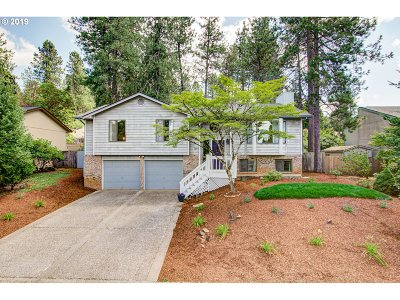 Salem Single Family Home For Sale: 1604 Rees Hill Rd