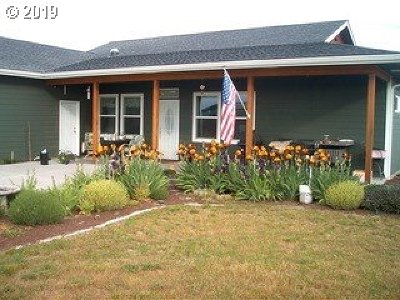 Goldendale WA Single Family Home Sold: $384,000