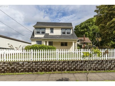 Portland Single Family Home For Sale: 3507 NE Wasco St