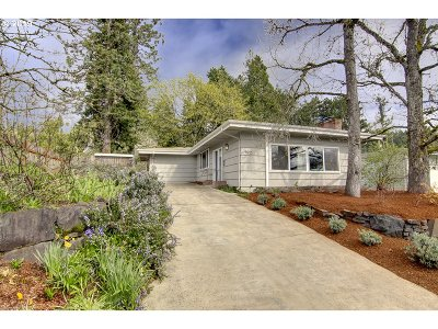 Eugene Single Family Home For Sale: 3015 University St