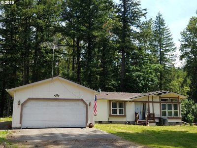 Oregon City, Beavercreek, Molalla, Mulino Single Family Home For Sale: 31890 S Shady Dell Rd