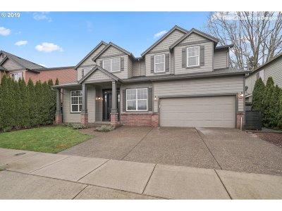 Canby Single Family Home Sold: 369 NE 19th Ave