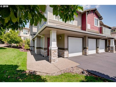 Beaverton OR Condo/Townhouse For Sale: $284,999