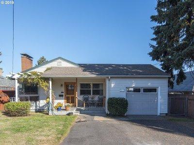 Single Family Home For Sale: 8811 NE Humboldt St