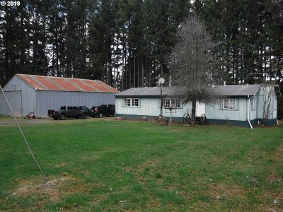 Clackamas County Single Family Home For Sale: 22641 S Day Hill Rd