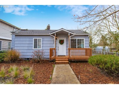 Single Family Home For Sale: 205 SE 126th Ave