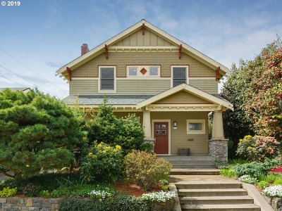 Portland Single Family Home For Sale: 2315 NE 46th Ave