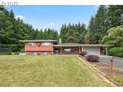 Cowlitz County Single Family Home For Sale: 1227 Spirit Lake Hwy