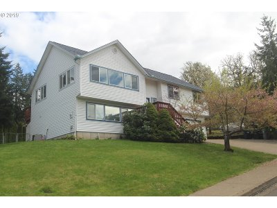 Single Family Home For Sale: 453 S 70th Pl