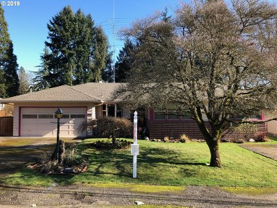 Single Family Home Bumpable Buyer: 970 NW Dale Ave