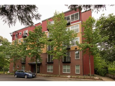 Condo/Townhouse For Sale: 8712 N Decatur St #207