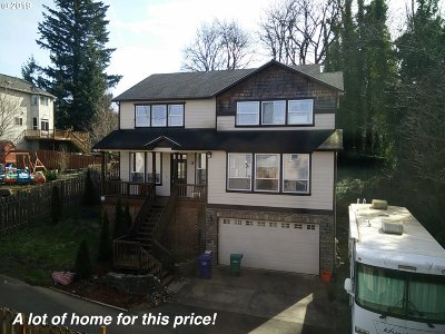 Single Family Home For Sale: 61 NE 218th Ave